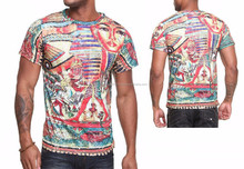 Customized SUBLIMATION PRINTED shirts