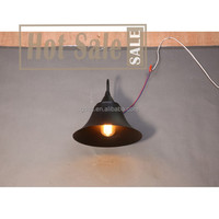Latest Aluminum Low Price wedding table lamps Black power outlets hotel table lamps with switch