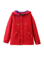 Top Fashion Wide Fit Hooded Comfy Winter Coat
