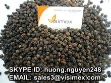 VIETNAM DRIED BLACK PEPPER 500 GL-550 GL 100% ORIGIN BEST PRICE