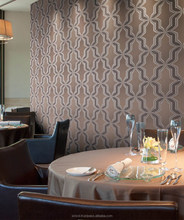 Tasteful and Eco-friendly restaurant decorating supplies Wallpaper at Satisfactory price , OEM available