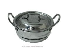 Aluminum light weight Kadhai/UAE aluminum utensils size 5/Aluminum light gauge cookware
