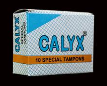 CALYX (TM) Tampons