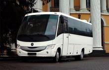 Suburban Bus Mercedes MCV 260 R