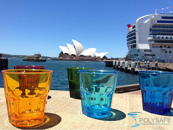 Polycarbonate Drinking Glasses Australia