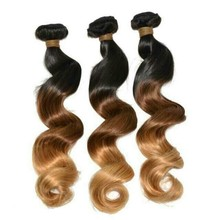 Raw virgin human indian hair loose/deep/curly/straight/body in store