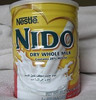 Nestle Nido Milk Powder for sale Texted in ( Multiple Languages )
