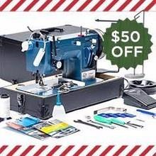 Buy 2 get 1 FREE_ Sailrite Ultrafeed LSZ-1 Premium Walking Foot Sewing Machine