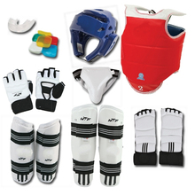 martial arts training equipment/best quality taekwondo equipment/body protector DG-3127