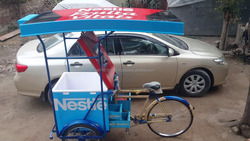 Bicycle Trike with Insulated ICE Box (Deep Freezer)