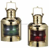 Brass Port & Starboard Lanterns