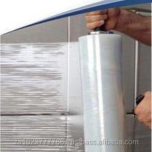 FILM STRETCH Stretch film manual 17mic LLDPE clear strech film manual FOR SALE