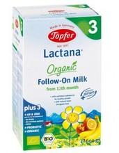 Topfer Organic Follow On Milk 3 (10 Months+) 600g