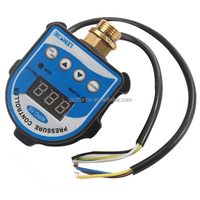 2015 New High Quality Intelligent WPC 10 Eletronic Digital Pressure Switch Digital Display Pressure Controller For Water Pump