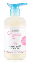 La Clinica Nappy Wipe Lotion 250ml for Baby health Australia Certified Organic Safe Natural