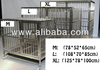 Dog Cage Stainless Steel