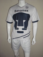 Custom sublimated soccer uniforms ,grade original kits football ,soccer sets cheap price wholesale