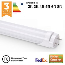 T8 T12 Replacement LED Tubes 2ft 3ft 4ft 5ft 6ft 8ft 30w 36w 40w 58w 65w 70w 100w 125w [Emergency Options Available]