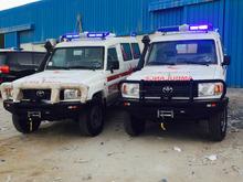 Ambulance Manufacturers & Suppliers in UAE - TOYOTA HZJ78