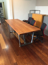 Solid Piece Table