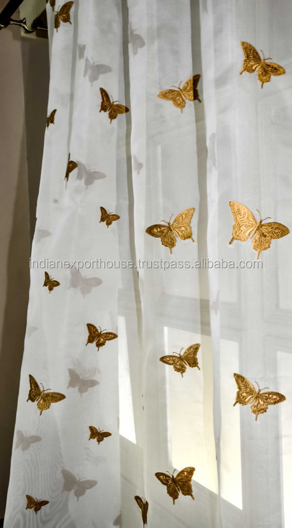 Sheer curtains sheer curtains 63 inches long inspiring for Window cotton design