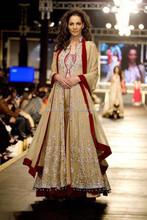 Beautiful Pakistani bridal dress