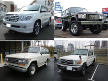 Reliable and Low cost used toyota land cruiser diesel manual at reasonable prices long lasting
