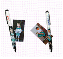 DIY personalized sublimation pen with your favour photo, high quality useful sublimation pen