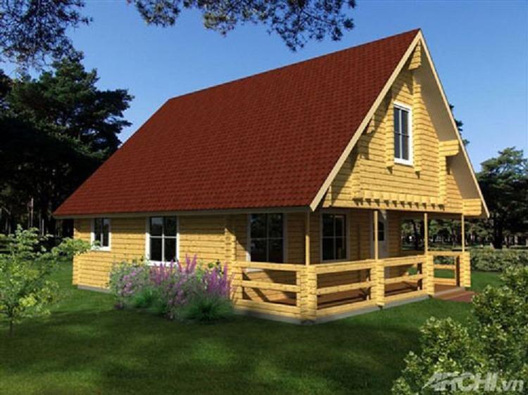 New Good Nice Customized Wood Prefabricated House Made