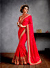 Online shopping for wholesale clothing with special red party wear indian sarees