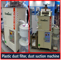 Recycled plastic dust remover,Plastic resin dust cyclone separator,Dust Eliminator