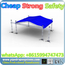 High quality event performance truss and car show truss stand for sale