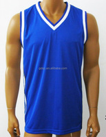 Healong Thermal Transfer basketball uniform design custom design basketball wear