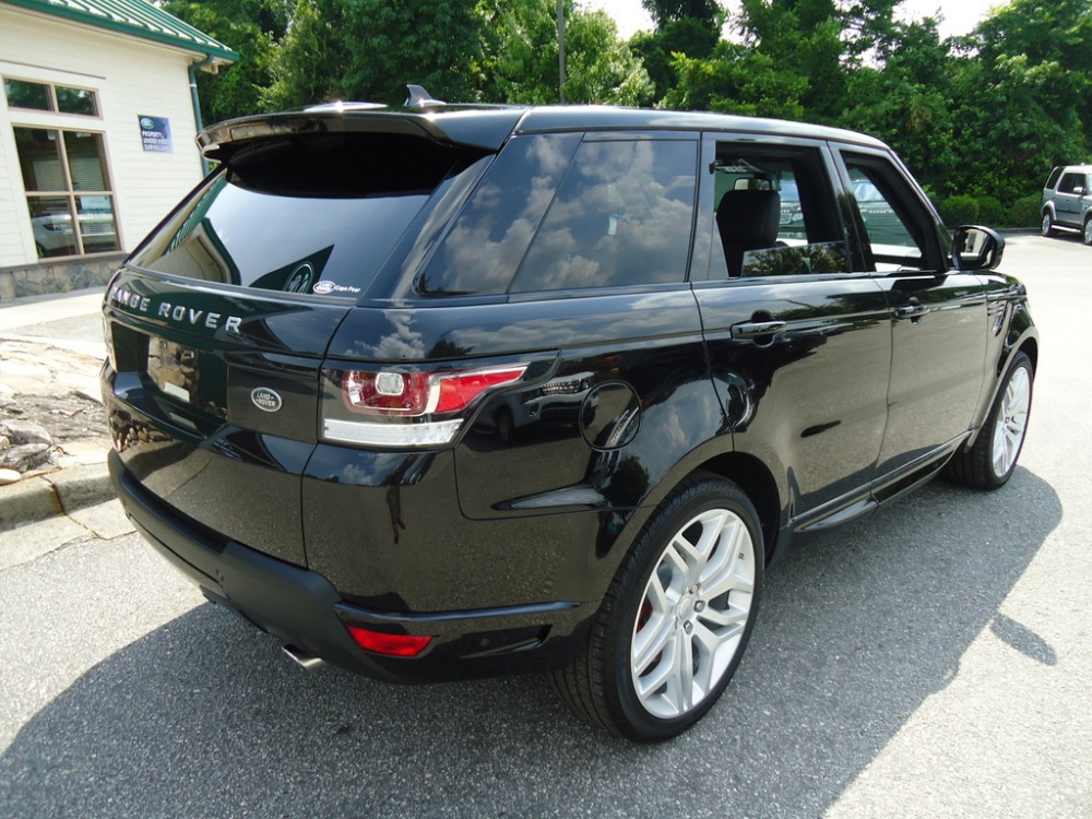 2016 range rover sport autobiographie v8 nouvelle pour l. Black Bedroom Furniture Sets. Home Design Ideas