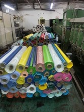 PVC Color Tarpaulin Rolls Act Quickly to Secure Ready to Ship!