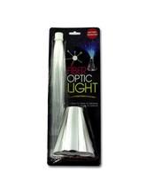 Fiber optic starburst light