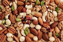 All type of dry fruits nuts