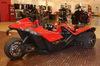 2015 Slingshot 3 Wheel Drive Titanium Metallic Color