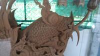 Thai style decoration