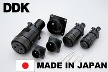 Easy to use and High-security western union middle east DDK connector with multiple functions made in Japan