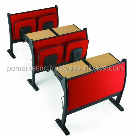 Lecture Room School Desk And Folding Chair Buy Training