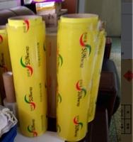 Solpack food grade PVC cling film cling wrap