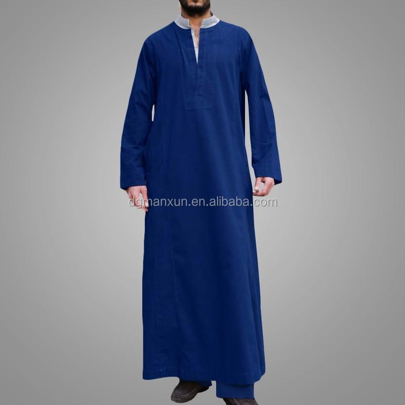 New design men thobe islamic thobe dubai men abaya1.jpg