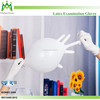 Malaysian manufacturer disposable exam rubber gloves