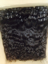 Natural pure temple virgin hair unprocessed and colourable