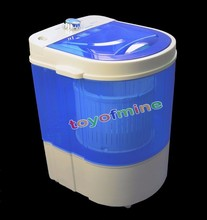 DAEWOONG PowerMom UQW-4000D Mini Washing Machine Portable Laundry Spin Dryer