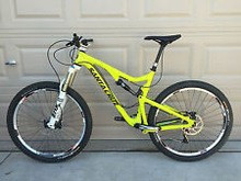 Discount Offers Santa Cruz Bicycles Blur Tr Carbon Spx XC Complete Mountain Bike White, XL