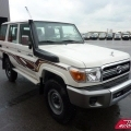 Toyota Land Cruiser 4x4 HZJ 76 Station Wagon