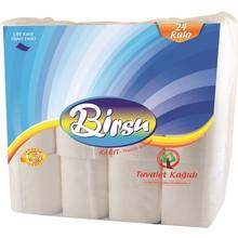 Birsu 2 Ply Toilet Paper 21mt (24 rolls in a bag)