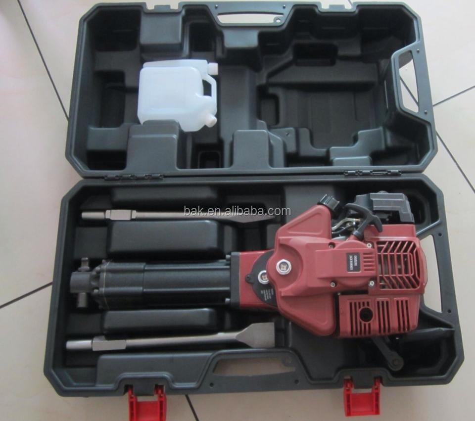 Bkgh520 бензин отбойный молоток дрель 1900 Вт 52cc электрический молоток гнезда